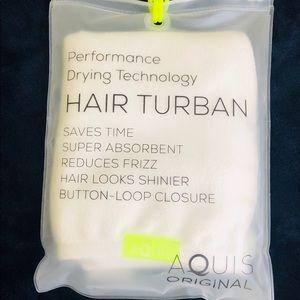 Aquis Hair Turban Orignial